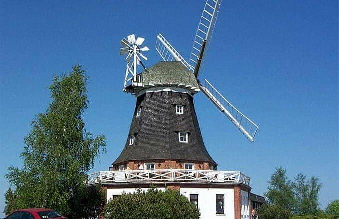 Windmühle Galerieholländer Klütz