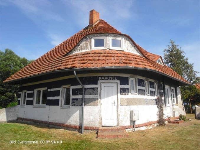 """Asta Nielsens Haus """"Karusel"""" auf Hiddensee"""