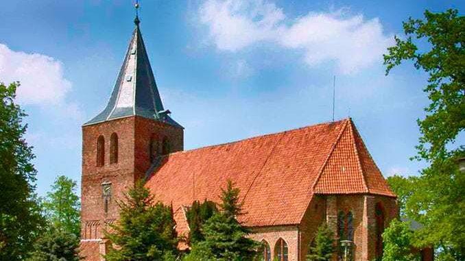 Kirche Sankt Laurentius im Klützer Winkel