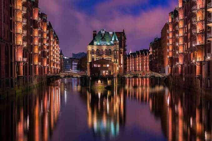 hamburg Hamburg das Venedig Norddeutschlands