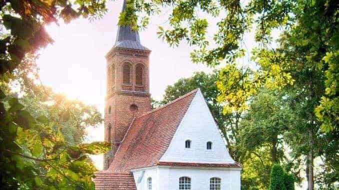 Kirche von Alt Teterin