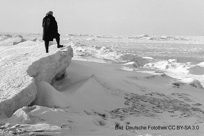 Kann die Ostsee zufrieren?