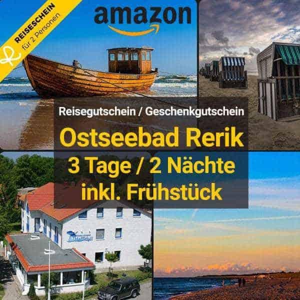 Reisegutschein Ostseebad Rerik