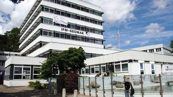 IFM-Geomar (Leibniz-Institut für Meereswissenschaften) in Kiel.