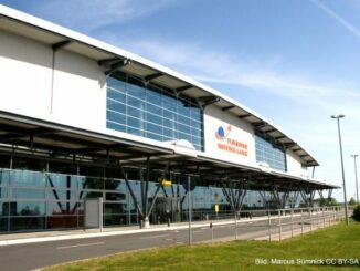 Terminal Flughafen Rostock-Laage
