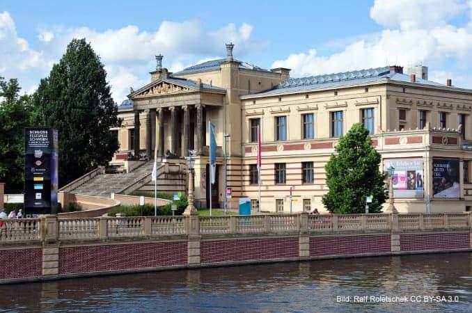 Staatliches-Museum-Schwerin Schwerin - Geschichte & Ausflugsziele 🇩🇪 Ausflugsziele 🇩🇪 Urlaubsorte
