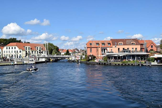 Malchow am Breitling - Insel Poel
