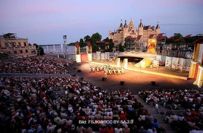 Schlossfestspiele 2008 - Carmen