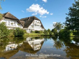 Balmer See Hotel•Golf•Spa auf Usedom 🇩🇪 Gastgeber
