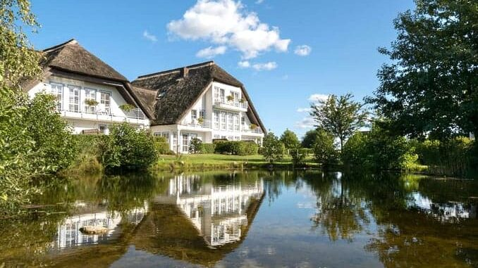 Balmer See - Hotel Golf Spa auf Usedom