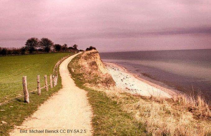 Strand Eckernförder Bucht