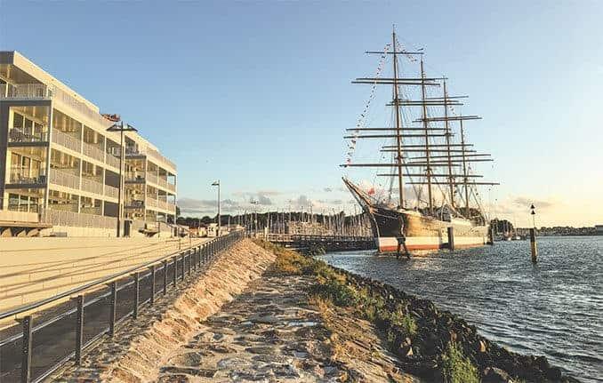 Segelschulschiff Passat Travemünde