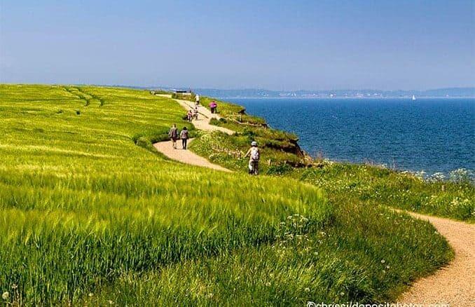 Die schönsten Ostsee Radwege