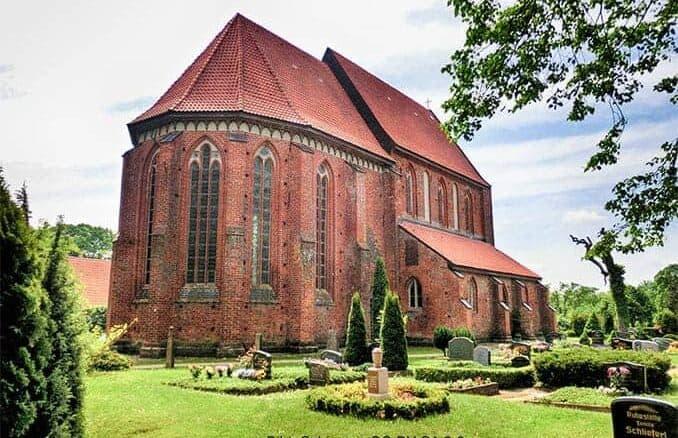 St.-Jürgen-Kirche Starkow