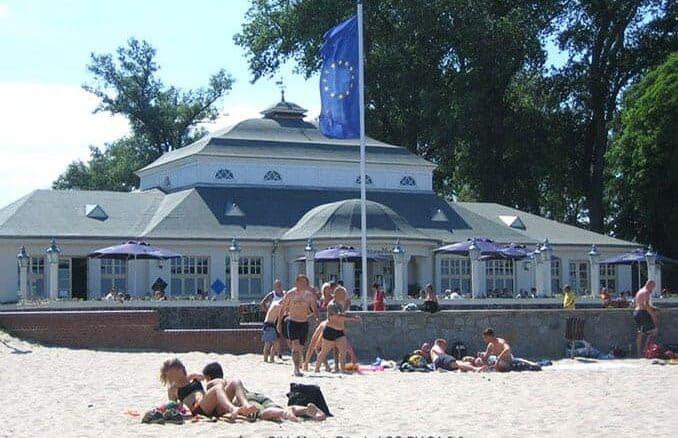 Strandhalle Ueckermünde