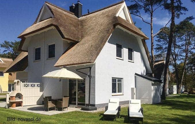 Ferienhaus in Zirchow Usedom