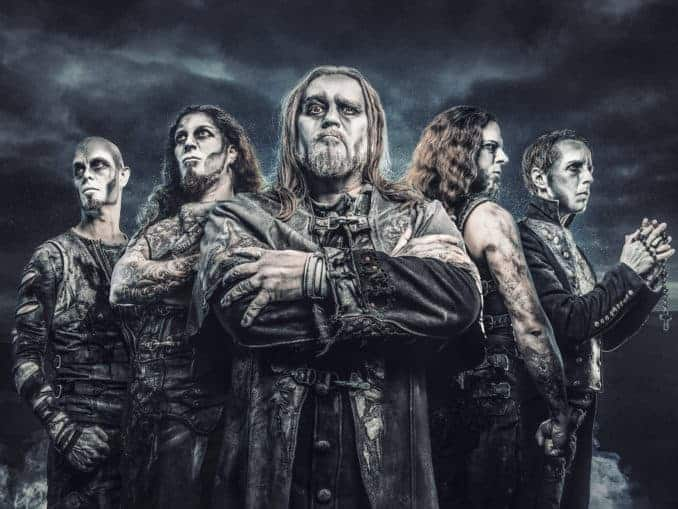 Die Metalband Powerwolf