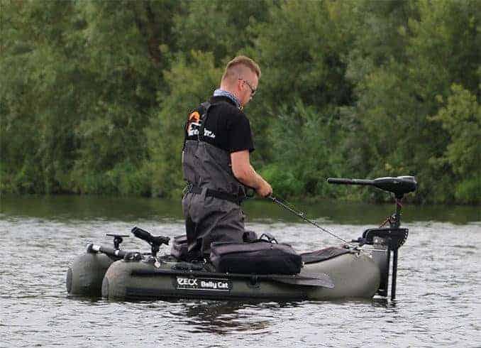 Belly Boot an der Ostsee