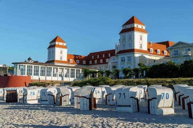 Ferienwohnungen für 2 Personen in Binz