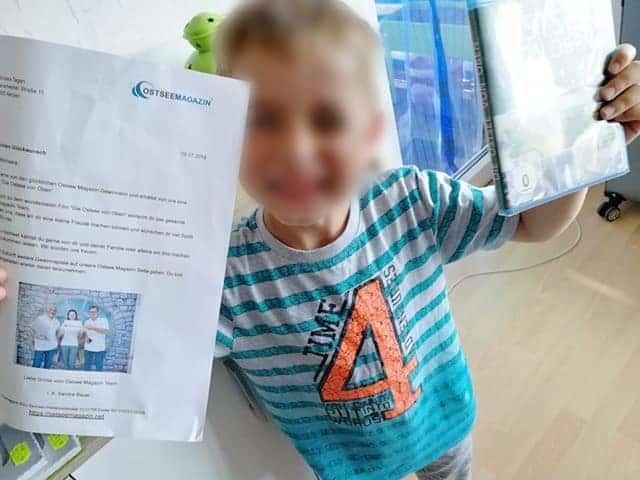 Gewinnner Ostsee Gewinnspiel