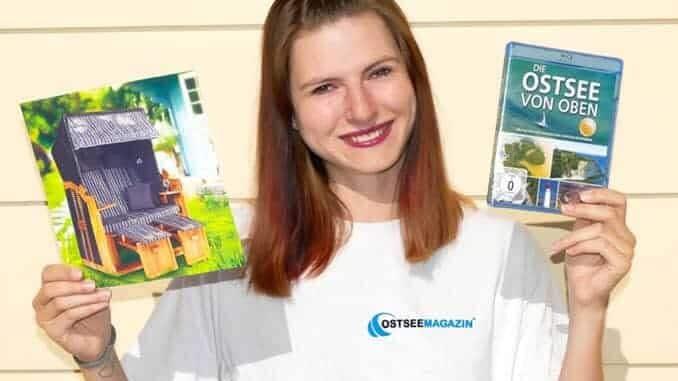 Ostsee Gewinnspiel mit Sandra (Redaktion Ostsee Magazin)