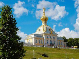 Sehenswürdigkeiten & Ausflugsziele St. Petersburg