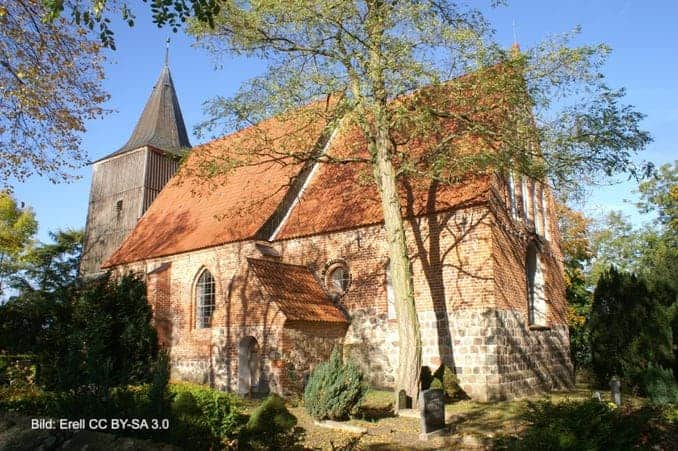 Dorfkirche Hohendorf