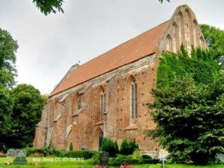 Dorfkirche Niepars