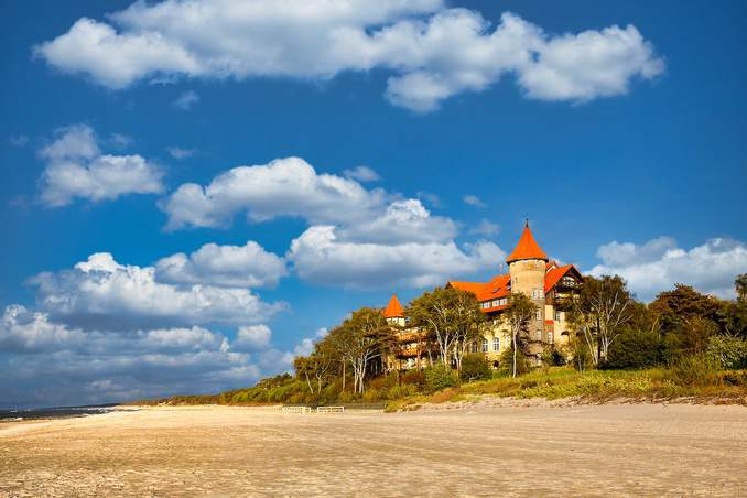 Neptun Resort Leba Polnische Ostsee