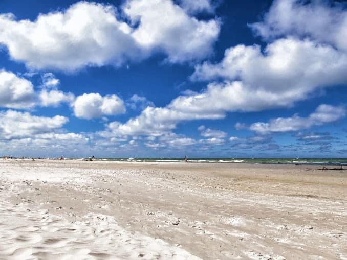 Leba Wolken