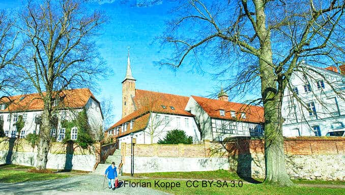 Klarissenkloster in Ribnitz-Damgarten