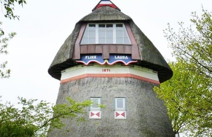 Windmühle Flinke Laura in Dänschendorf