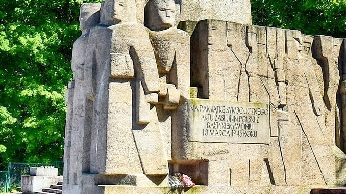 Denkmal der Vermählung