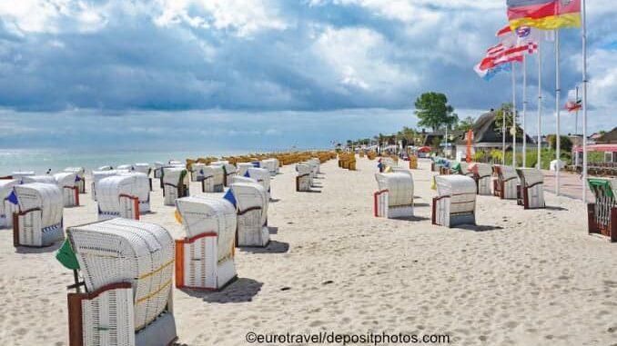 Strand Ostseebad Dahme