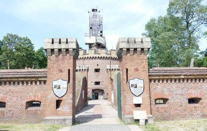 Fort Engelsburg (Swinemünde)