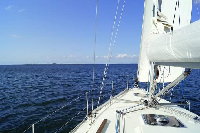Segeltour Ostsee