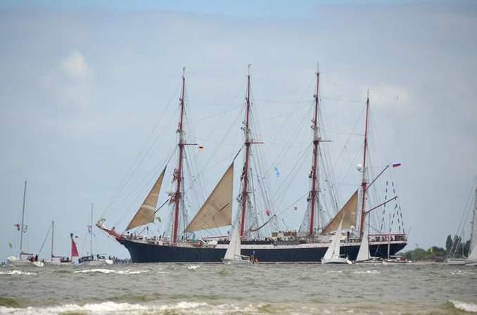 Sail Kieler Woche