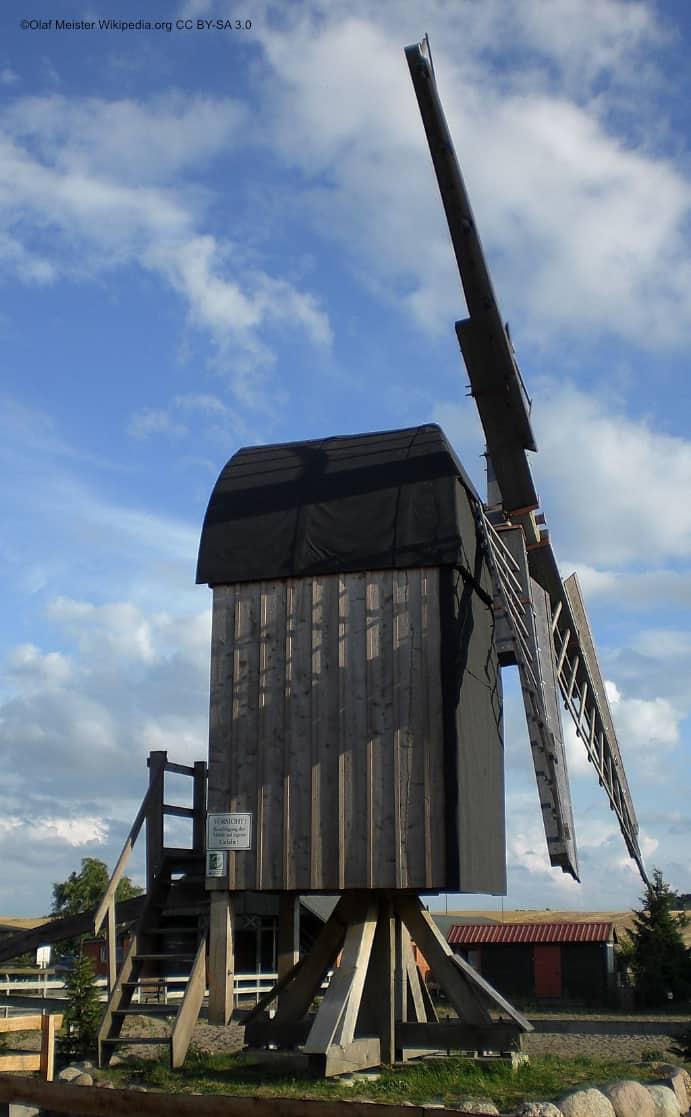 Altensien Schrotmühle