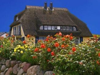 Altensien Sellin - Strohdachhaus