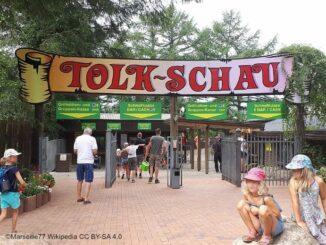 Freizeitpark Tolk-Schau in Schleswig-Holstein