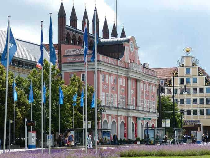 Reisetipp Rostock - Rathaus Rostock
