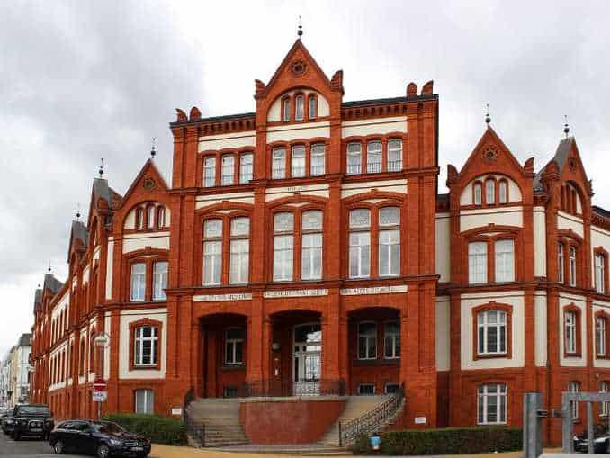 Reisetipp Rostock - Historische Universität