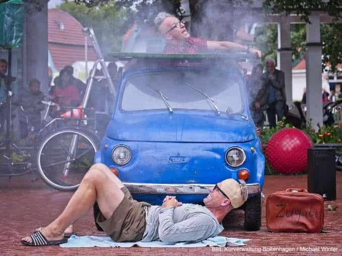 Sommerserenade Kleinkunstfestival Boltenhagen / Foto: Michael Winter / Kurverwaltung