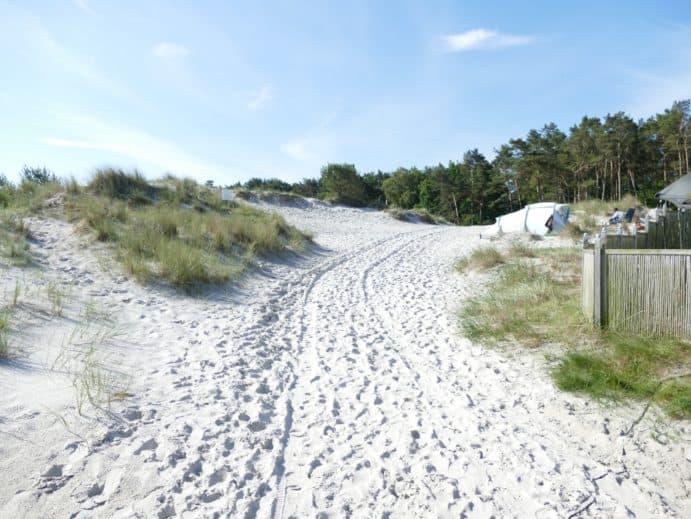 Campingplätze für einen Urlaub an der Ostsee