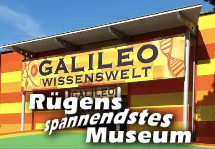 Galileo Wissenswelt auf Rügen