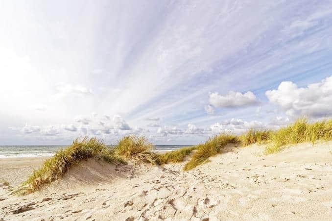 Ostseestrand in Schweden