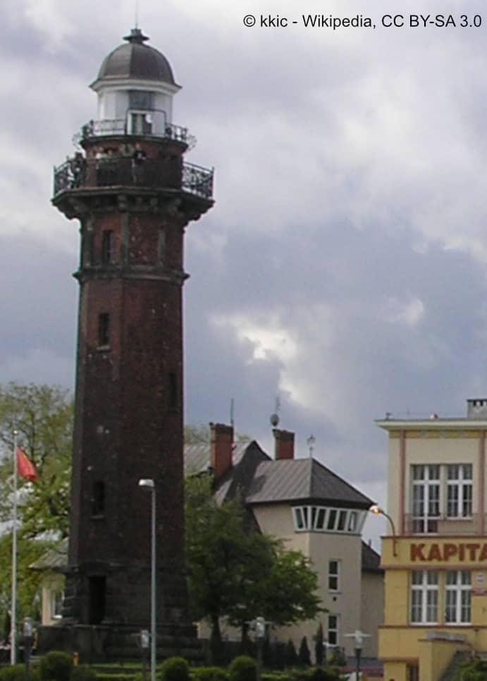 Gdańsk Nowy Port Danzig Neufahrwasser