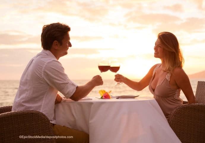 Romantische Hotels an der Ostsee