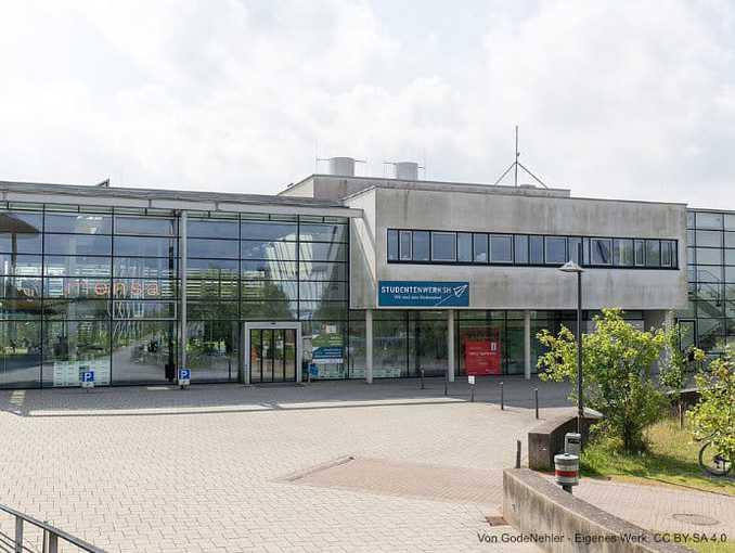 Mensa der Hochschule Flensburg