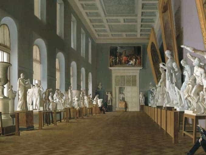 Akademie der Künste St Petersburg